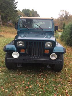 1995 Jeep Wrangler for Sale in Westfield,  PA