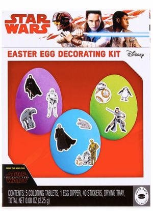 Easter Egg Decorating Kit - Star Wars, Shopkins, Despicable Me for Sale in San Diego, CA