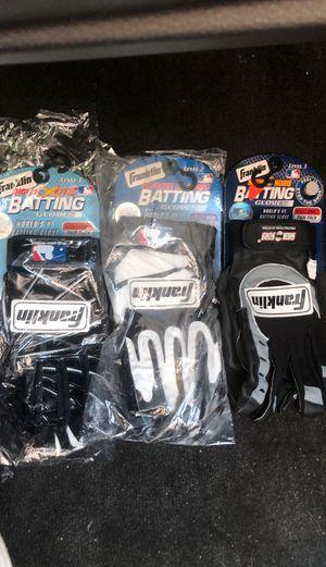 Franklin baseball gloves for Sale in Boston, MA