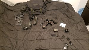 Gopro session (original one) with a vast kit for Sale in Seattle, WA