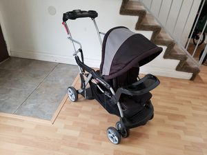 BUGABOO/ BABYTREND DOUBLE/JOGGER for Sale in Fontana, CA