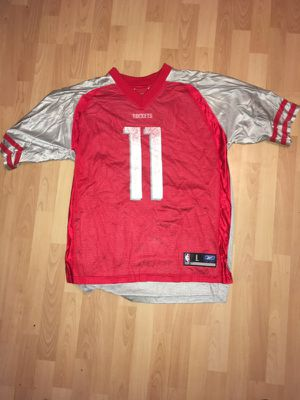 Yoa Ming Rockets Football Style Jersey for Sale in Bridgeport, CT