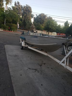 1984 Sea Nymph 16ft side console boat for Sale in Livermore, CA