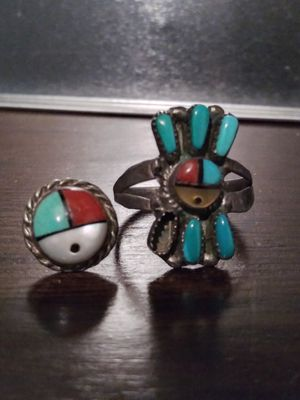 Zuni Ring and pin for Sale in San Jose, CA