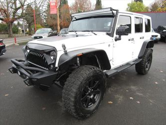 2014 Jeep Wrangler Unlimited for Sale in Milwaukie,  OR