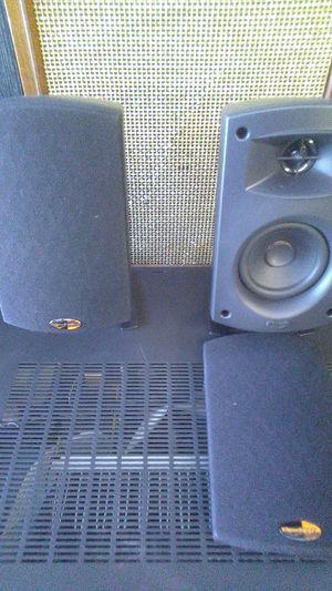Klipsch THX desk top speakers $30 for Sale in Atlanta, GA