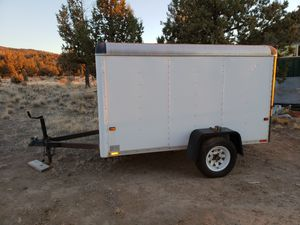 Wells Cargo utility trailer for Sale in Powell Butte, OR
