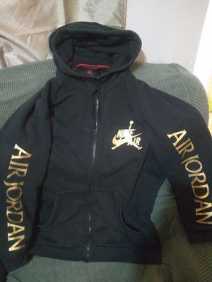 Jordan zip up hoodie Large for Sale in Phoenix, AZ