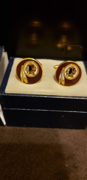 Redskins Cuff Links for Sale in Washington, DC