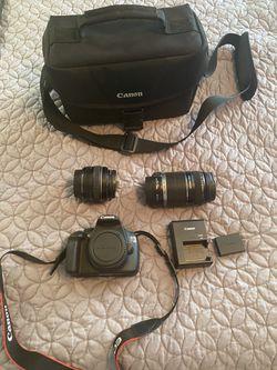 Canon EOS Rebel T5 DSLR camera for Sale in Castle Rock,  CO