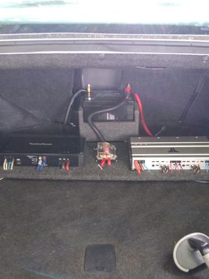 JL Audio Amp for sale for Sale in Fort Worth, TX