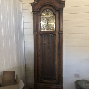 Grandfather clock for Sale in Winnie, TX