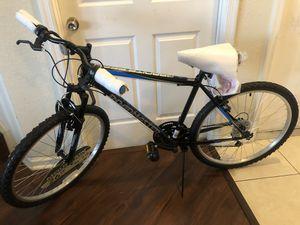 "Brand new Roadmaster Granite Peak Men's Mountain Bike, 26"" wheels, Black/Blue for Sale in Hialeah, FL"