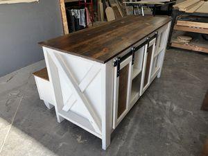 Custom kitchen islands/ bars for Sale in Lemon Grove, CA