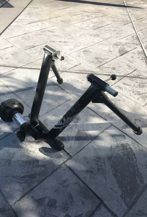 Trek mag cycle ops bike trainer/exercise for Sale in San Leandro, CA