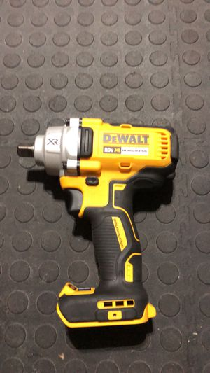Dewalt impact wrench 1/2 for Sale in Orlando, FL