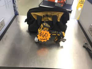 Dewalt Drill fcp2224 for Sale in Houston, TX