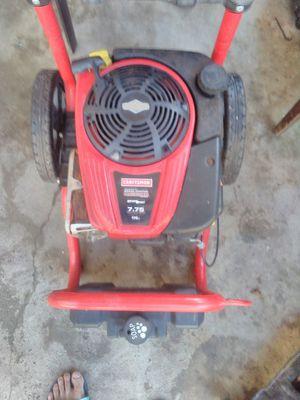 Craftsmans professional pressure washer 2800 psi for Sale in Brandon, FL