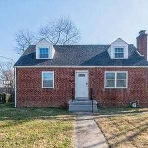3 Bedroom 1 Bathroom House Just For You for Sale in District Heights, MD
