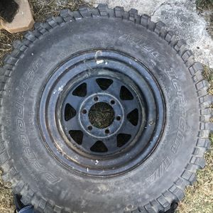 Set Of 4 Classic Chevy Rims for Sale in Santa Ana, CA