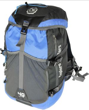 NEW 40 LITER OUTDOOR HIKING BACKPACK 🎒 $20 for Sale in Costa Mesa, CA