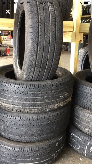 (4) used 205/65/16 tires for Sale in Orlando, FL