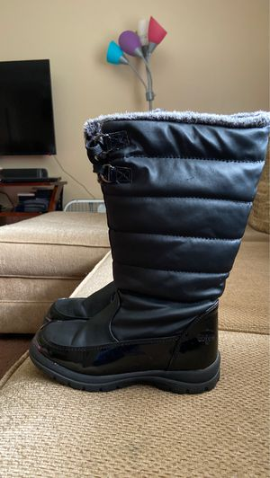 Water boots for raining for Sale in Riverside, CA