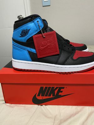 Jordan 1 nyc to Chicago size 9 women's deadstock with receipt for Sale in Newark, CA
