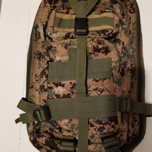 Camo Small Backpack for Sale in Waukegan, IL
