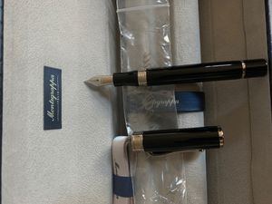 Montegrappa Fountain Pen - Ducale M Nib for Sale in Beverly Hills, CA