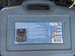 Matco bearing race/seal driver kit for Sale in Payson, AZ