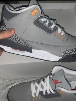 Jordan 3 Wolf Grey size 11 for Sale in Tinicum Township,  PA