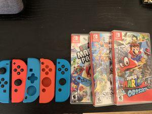 Nintendo Switch Items for Sale in Chula Vista, CA