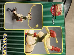 Capcom Girls Collection: Street Fighter Fighting Cammy Action Figure for Sale in Great Neck, NY