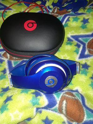 beats studio, navy blue for Sale in Wichita, KS