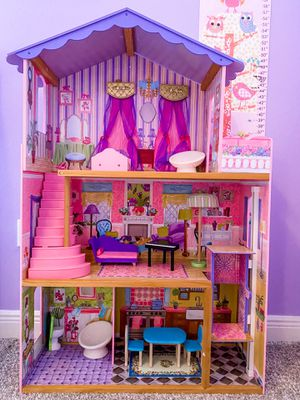 KidKraft My Dream Mansion Dollhouse for Sale in Tampa, FL