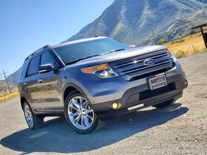 Ford Explorer Limited 4WD for Sale in Spanish Fork, UT