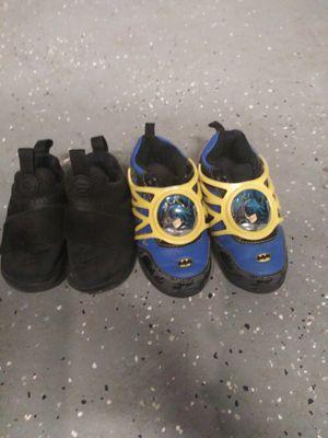 Jordans and batman shoes for Sale in St. Louis, MO