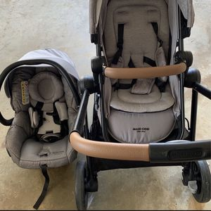 2020 Maxi Cosi Zelia Max 5-in-1 Travel System for Sale in Greenville, SC