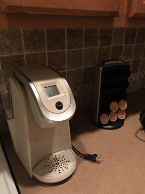 Keurig and dispenser for Sale in Philadelphia, PA