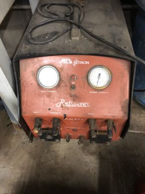 Freon recovery unit for Sale in Saylorsburg, PA