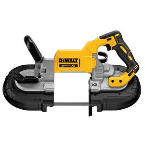 Dewalt 20V MAX XR Cordless Lithium-Ion 5 in. Band Saw (Tool Only) Firm price for Sale in Dumfries, VA