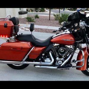 Harley-Davidson Street Glide Touring for Sale in Scottsdale, AZ