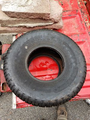 NEW Lawn tractor tire. 15x6.00 - 6 for Sale in Gardner, MA