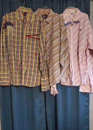 Men dress shirts bundle 17$ for Sale in Miami Gardens, FL