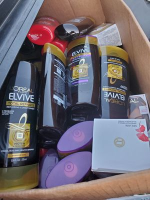 HUGE lot of new L'Oreal Products for Sale in Haddam, CT