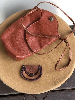 Cross body bag & vintage change purse for Sale in Johnson City, TN