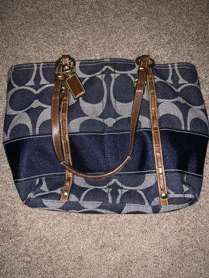 Coach tote purse for Sale in Crofton, MD