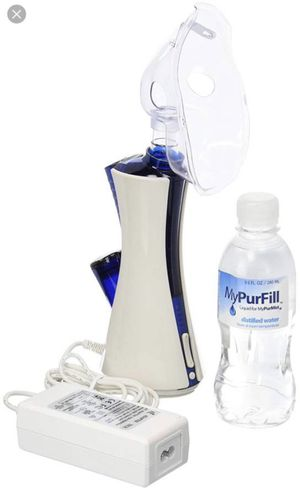 Brand new in box MyPurmist hand held personal steam inhaler for Sale in San Francisco, CA