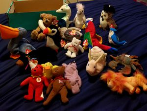 TY stuffed animals for Sale in Alta Loma, CA